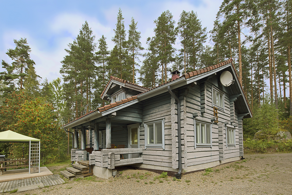 Vesan Villa rental cottage.